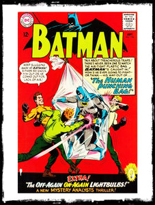 "BATMAN - #174 ""THE HUMAN PUNCHING BAG!"" (1965 - VG/FN)"