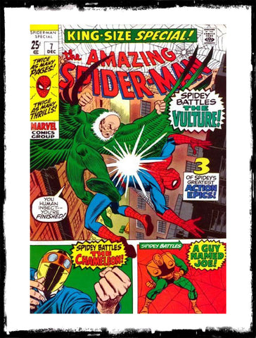 AMAZING SPIDER-MAN: KING-SIZE SPECIAL - #7 (1970 - FN/VF)