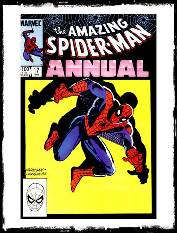 "AMAZING SPIDER-MAN: ANNUAL - #17 ""HEROES & VILLAINS"" (1983 - VF+)"
