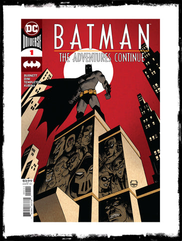 BATMAN: THE ADVENTURES CONTINUE - #1 DAVE JOHNSON COVER (2020 - NM)