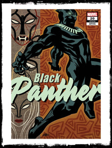 BLACK PANTHER - #20 MICHAEL CHO VARIANT (2019 - NM)
