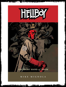 HELLBOY: VOL 4 - THE RIGHT HAND OF DOOM