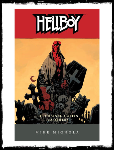 HELLBOY: VOL 3 - THE CHAINED COFFIN & OTHERS