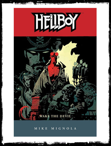 HELLBOY: VOL 2 - WAKE THE DEVIL