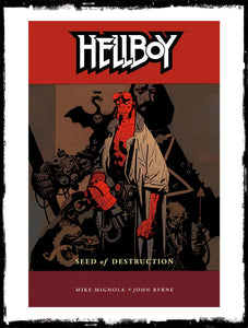 HELLBOY: VOL 1 - SEED OF DESTRUCTION