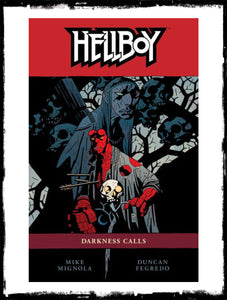 HELLBOY: VOL 8 - DARKNESS CALLS