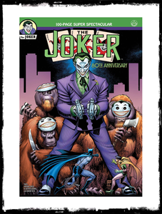 JOKER: 80TH ANNIVERSARY - 1940's ARTHUR ADAMS VARIANT (2020 - NM)