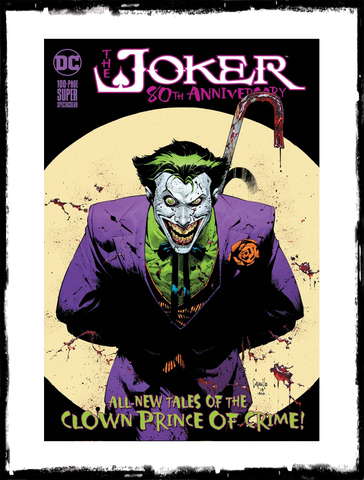 JOKER: 80TH ANNIVERSARY - GREG CAPULLO VARIANT (2020 - NM)