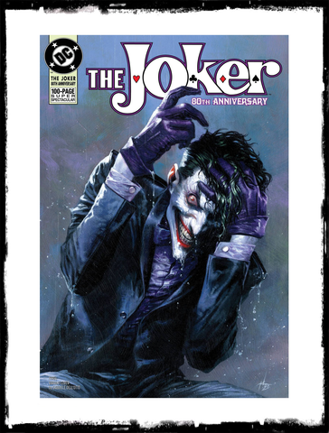 JOKER: 80TH ANNIVERSARY - 1990's GABRIELLE DELL'OTTO VARIANT (2020 - NM)