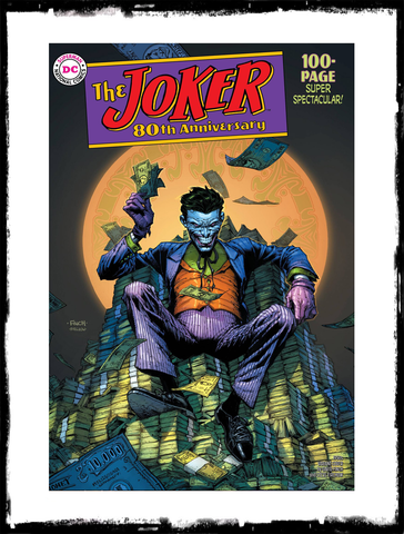 JOKER: 80TH ANNIVERSARY - 1950's DAVID FINCH VARIANT (2020 - NM)