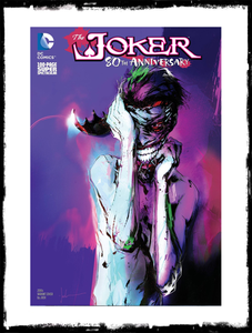 JOKER: 80TH ANNIVERSARY - 2010's JOCK VARIANT (2020 - NM)