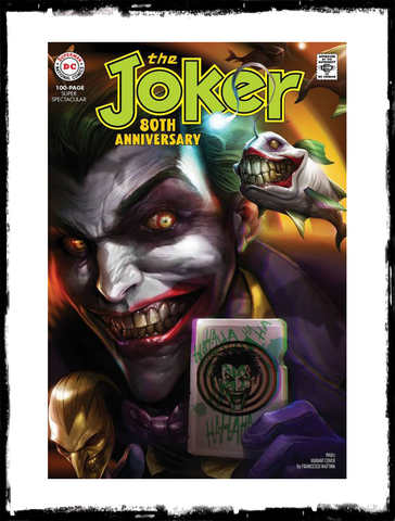 JOKER: 80TH ANNIVERSARY - 1960's FRANCESO MATTINA VARIANT (2020 - NM)