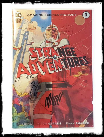 STRANGE ADVENTURES - #1 LTD EDITION FOIL EDITION - SIGNED BY TOM KING & MITCH GERADS (2020 - NM)