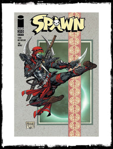 SPAWN - #310 TODD McFARLANE COVER (2020 - NM)