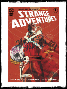 STRANGE ADVENTURES - #1 TOM KING / MITCH GERADS (2020 - NM)