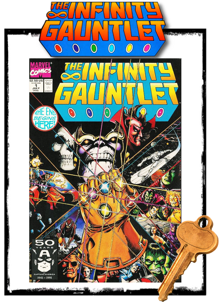 INFINITY GAUNTLET - #1 (1991 - CONDITION NM)