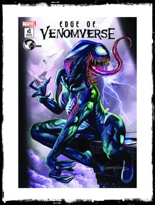 EDGE OF VENOMVERSE #1 - GREG HORN VARIANT (2017 - CONDITION NM)