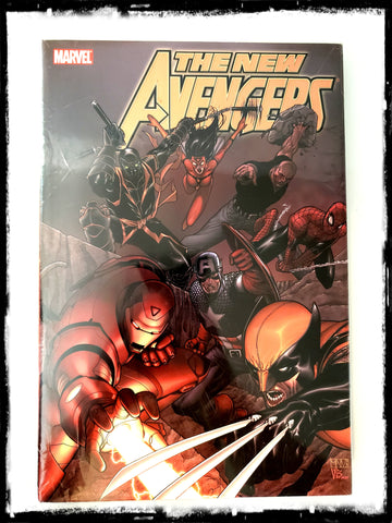 NEW AVENGERS VOL. 4: THE COLLECTIVE - 2006 HARDCOVER