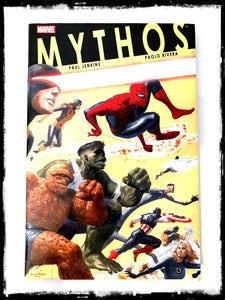 MYTHOS - 2008 HARDCOVER (OUT OF PRINT)