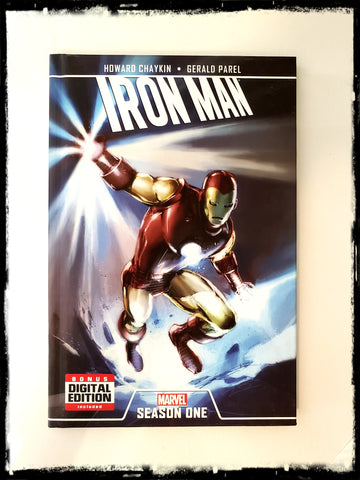 IRON MAN: SEASON ONE - 2013 HARDCOVER