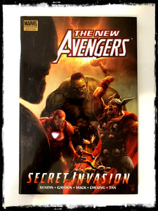 NEW AVENGERS, VOL 8: SECRET INVASION - 2008 HARDCOVER