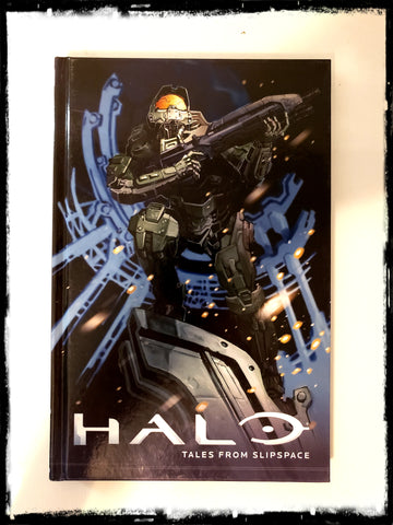HALO: TALES FROM SLIPSPACE - 2016 HARDCOVER