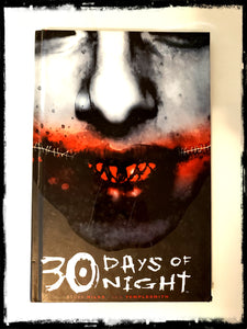 30 DAYS OF NIGHT - 2005 HARDCOVER