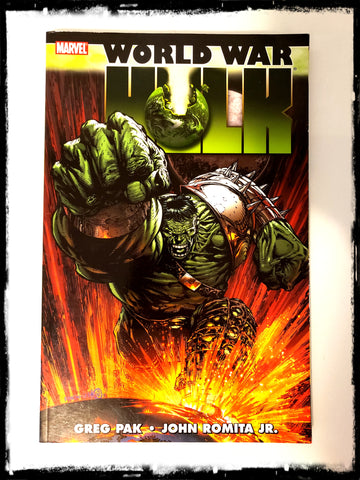 WORLD WAR HULK - 2008 TRADE PAPERBACK