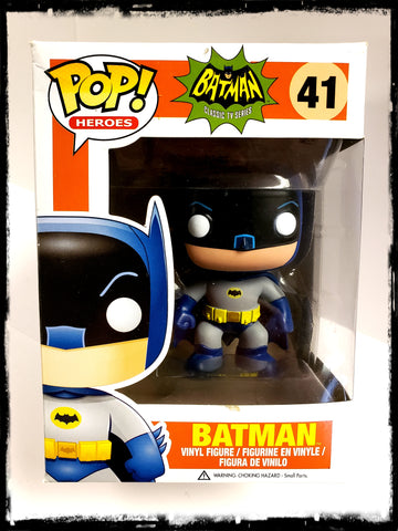 BATMAN - CLASSIC 1966 TV #41 - FUNKO POP! (2013)