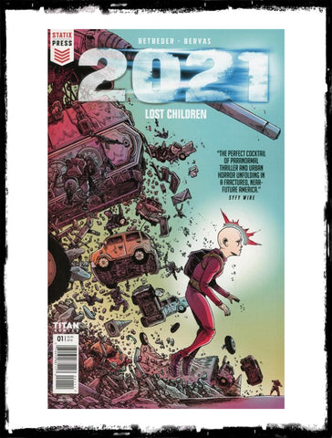2021: LOST CHILDREN - #1 (2018 - VF+)