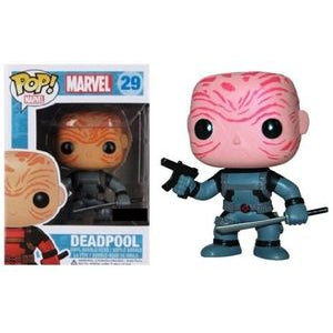 DEADPOOL (X-FORCE UNMASKED) #29 - PX PREVIEWS EXCLUSIVE! - FUNKO POP! (2013)