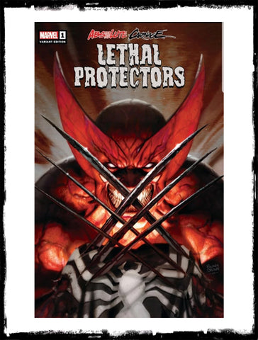 ABSOLUTE CARNAGE: LETHAL PROTECTORS - #1 RYAN BROWN VARIANT (2019 - NM)