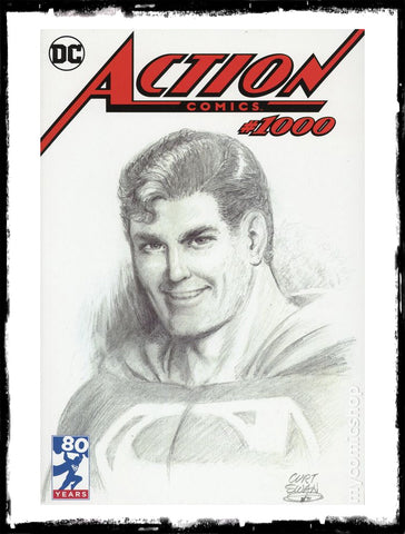 ACTION COMICS - #1000 DYNAMIC FORCES CURT SWAN VARIANT (2019 - NM)