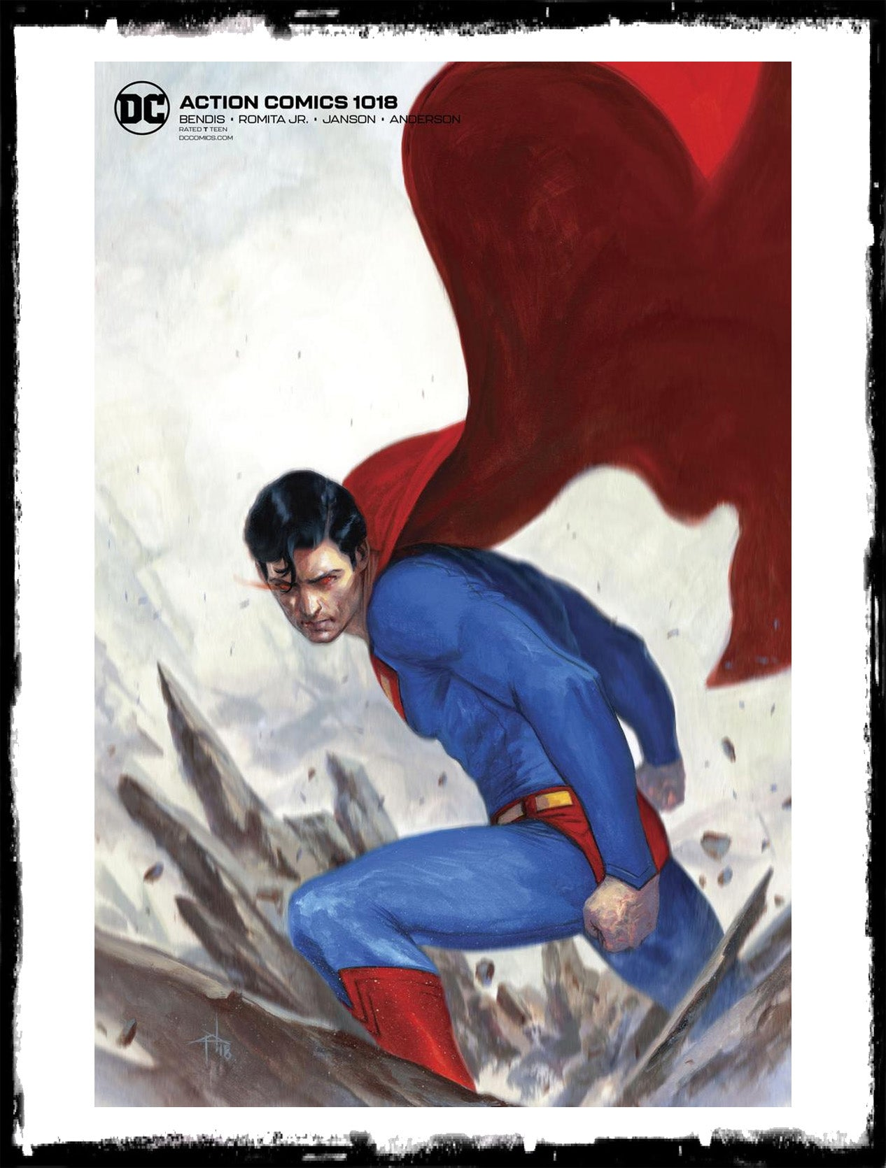ACTION COMICS - 1018 GABRIELE DELL'OTTO COVER (2019 - NM)