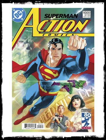 ACTION COMICS - #1000 JOSHUA MIDDLETON 1980'S VARIANT (2018 - CONDITION NM)