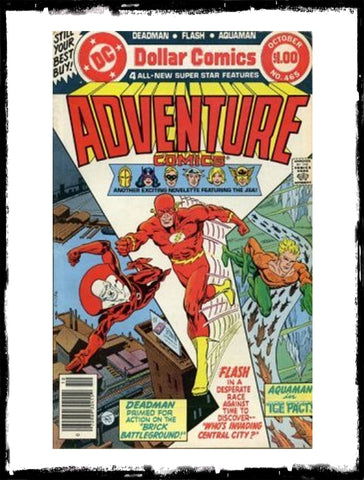 ADVENTURE COMICS - #465 (1979 - FN+/VF-)