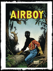 AIRBOY - #51 SAM KIETH VARIANT COVER - LOW PRINT RUN (2020 - NM)