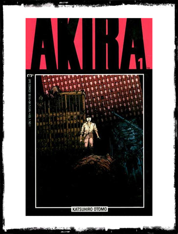 AKIRA - #1 FIRST PRINTING (1988 - CONDITION NM)