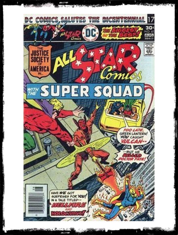 ALL STAR COMICS - #61 1ST APP OF ZANADU (1976 - NM)