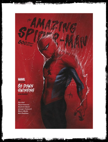 AMAZING SPIDER-MAN - #800 GABRIELE DELL OTTO VARIANT COVER (2018 - CONDITION NM)