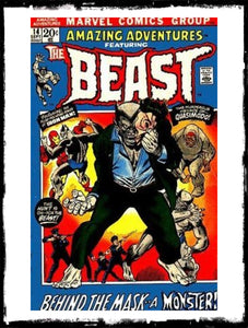AMAZING ADVENTURES - #14 BEAST! (1972 - VF/VF+)