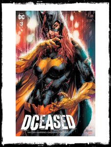 DCEASED - #3 JAY ANACLETO BATGIRL VARIANT (2019 - CONDITION NM)