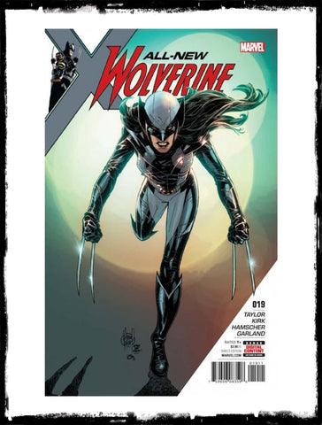 ALL NEW WOLVERINE - #19 (2017 CONDITION NM)