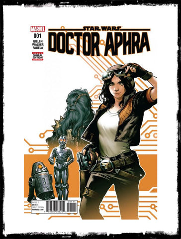DOCTOR APHRA - #1 (2016 - CONDITION NM)