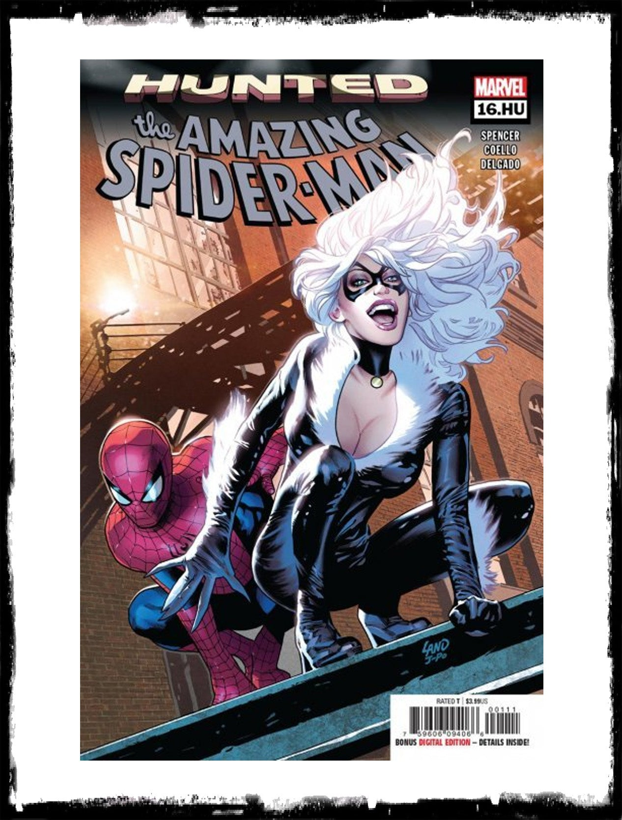 AMAZING SPIDER-MAN - #16 (2019 - CONDITION VF+)
