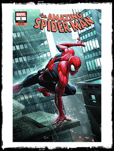 AMAZING SPIDER-MAN - #1 CLAYTON CRAIN VARIANT EXCLUSIVE (2018 - NM)