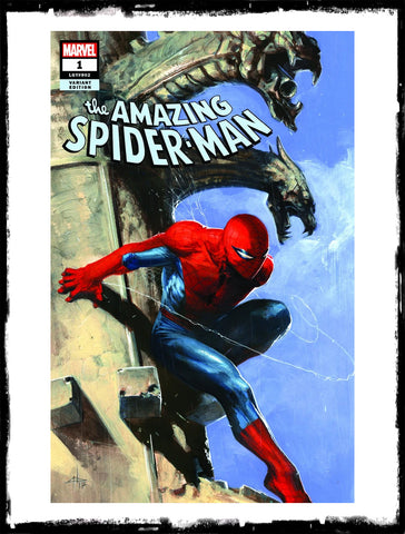 AMAZING SPIDER-MAN - #1 GABRIELLE DELL'OTTO VARIANT / 1ST APP OF KINDRED (2018 - NM)