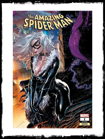 AMAZING SPIDER-MAN - #1 PHILIP TAN VARIANT (2018 - NM)
