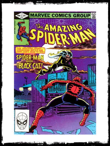 AMAZING SPIDER-MAN - #227 (1982 - VF)