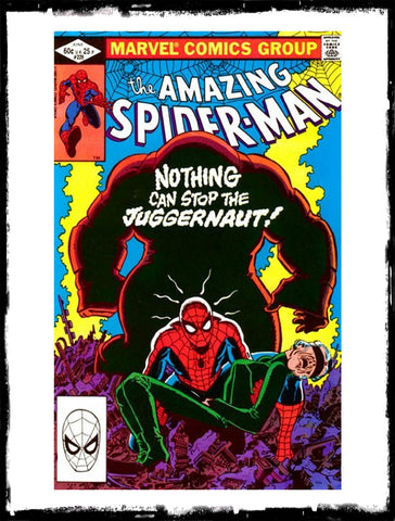 AMAZING SPIDER-MAN - #229 SPIDEY VS JUGGERNAUT (1982 - VF)